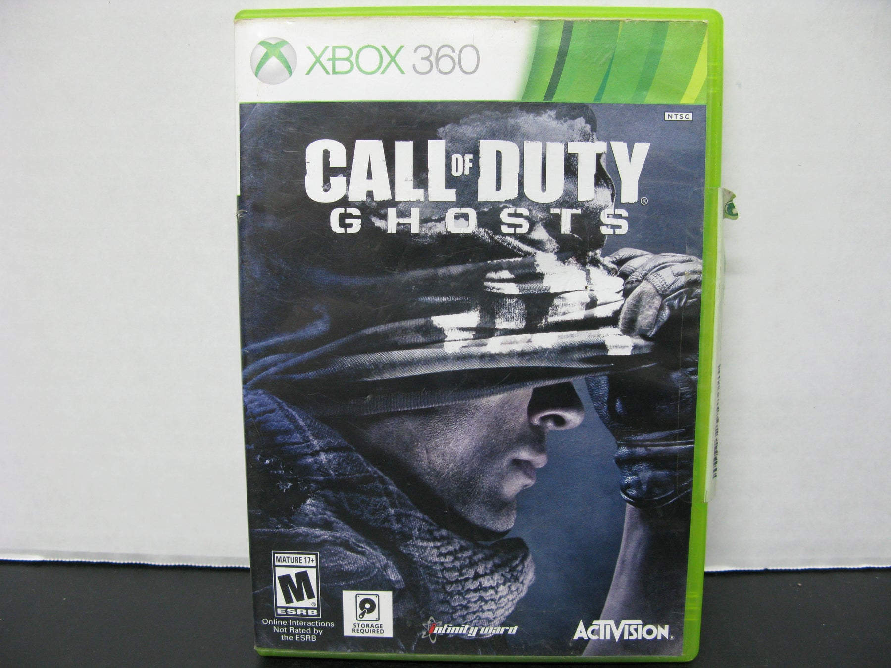 Call of Duty Ghosts XBOX 360