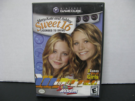 Mary-Kate and Ashley Sweet 16 Nintendo Gamecube