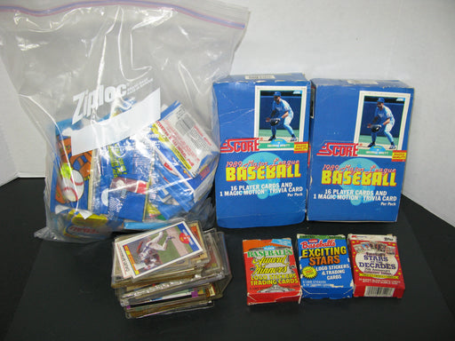 Lot of Baseball Cards