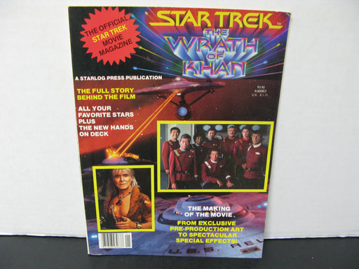 9 Star Trek Magazines