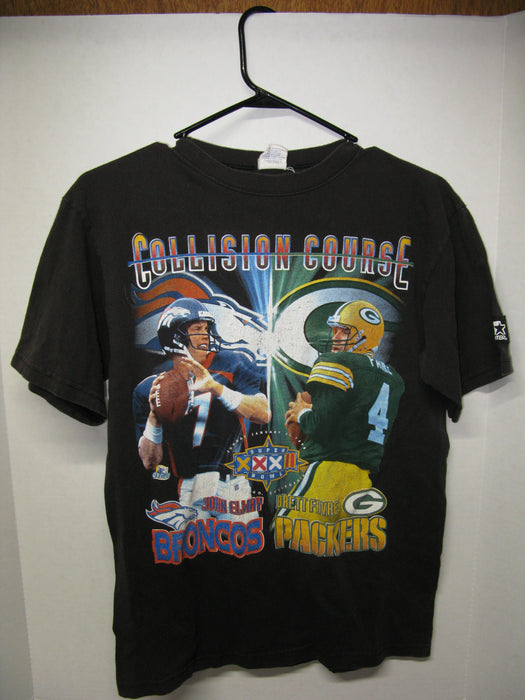 Collision Course Broncos v. Packers T-Shirt
