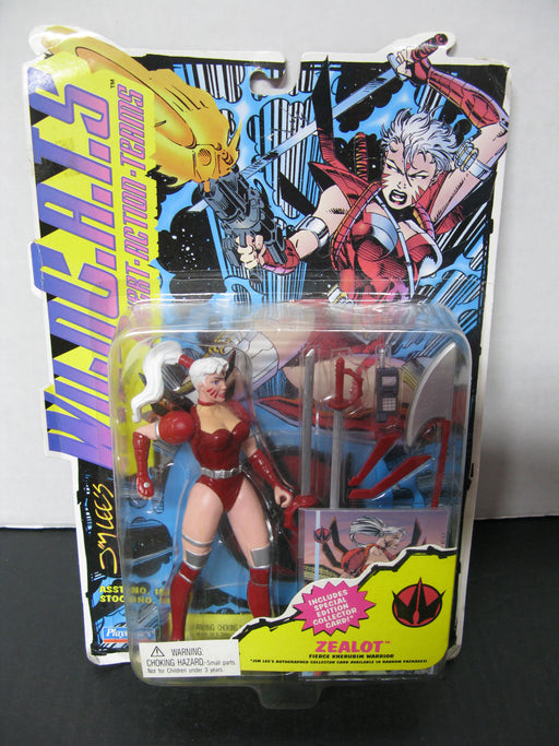 Zealot Action Figure WildC.A.T.S