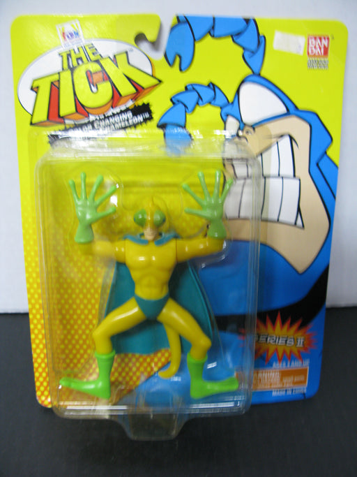 The Tick Color Changing Crusading Chameleon
