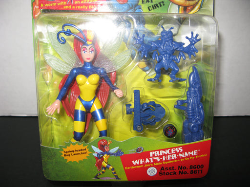 Earthworm Jim Princess What's-Her-Name Action Figure