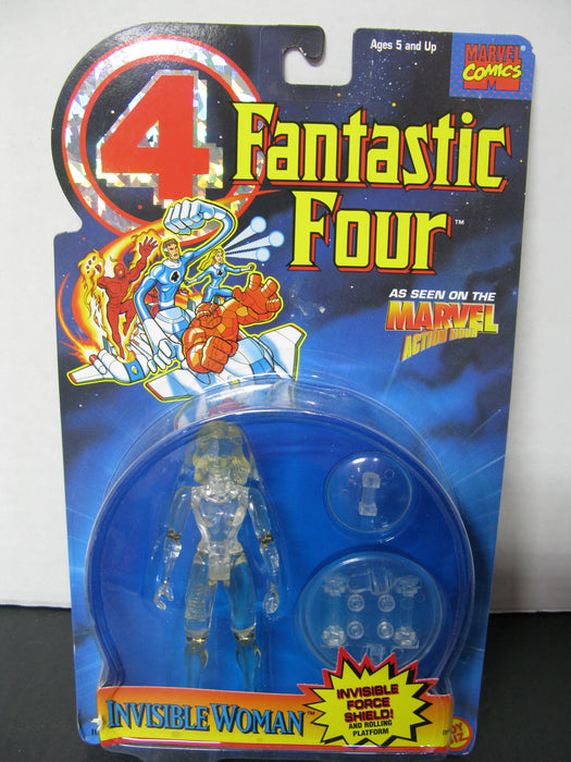Fantastic Four Invisible Woman Action Figure