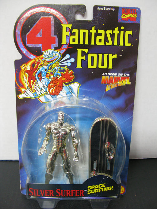 Marvel Fantastic Four Action Figure - Silver Surfer