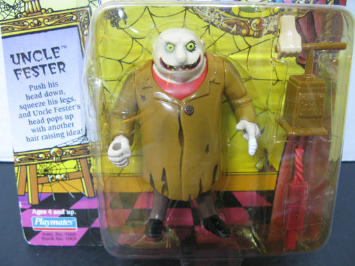 Uncle Fester from The Addams Family Action Figure