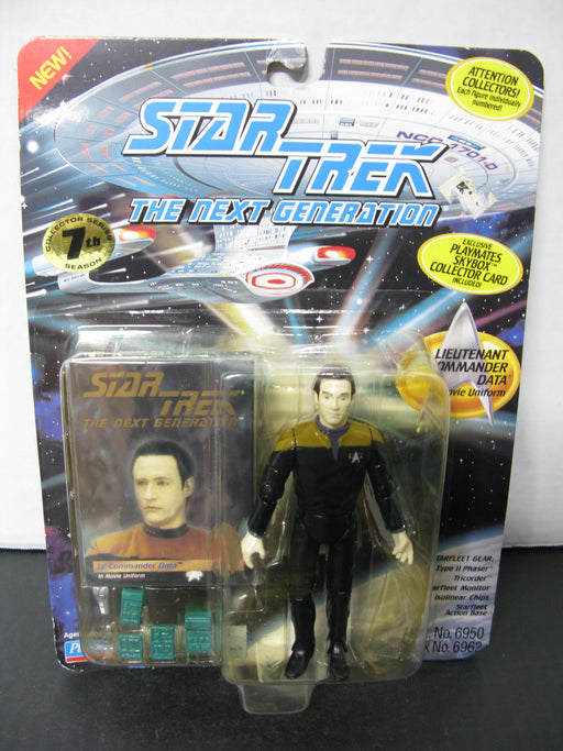 Star Trek Lieutenant Commander Data Action Figure