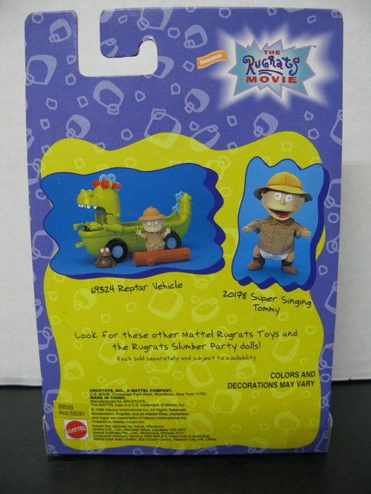 The Rugrats Movie 1998 Angelica Playset