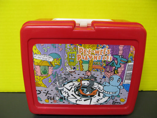 Pee-Wee's Playhouse Vintage 1987 Lunchbox