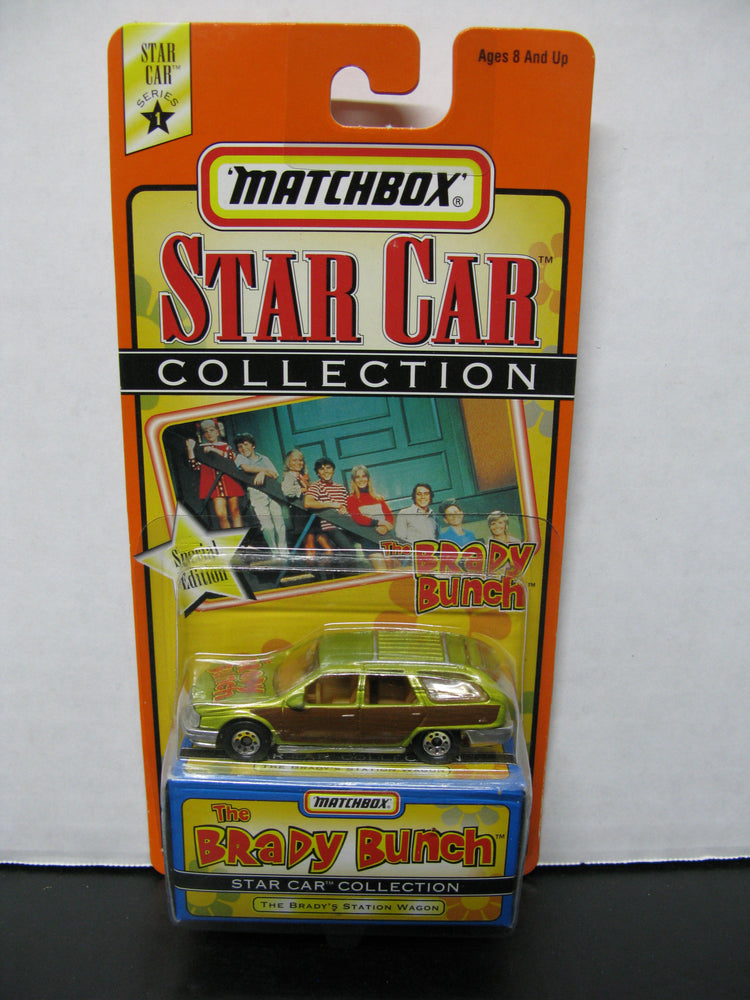 Matchbox Star Car Collection the Brady Bunch