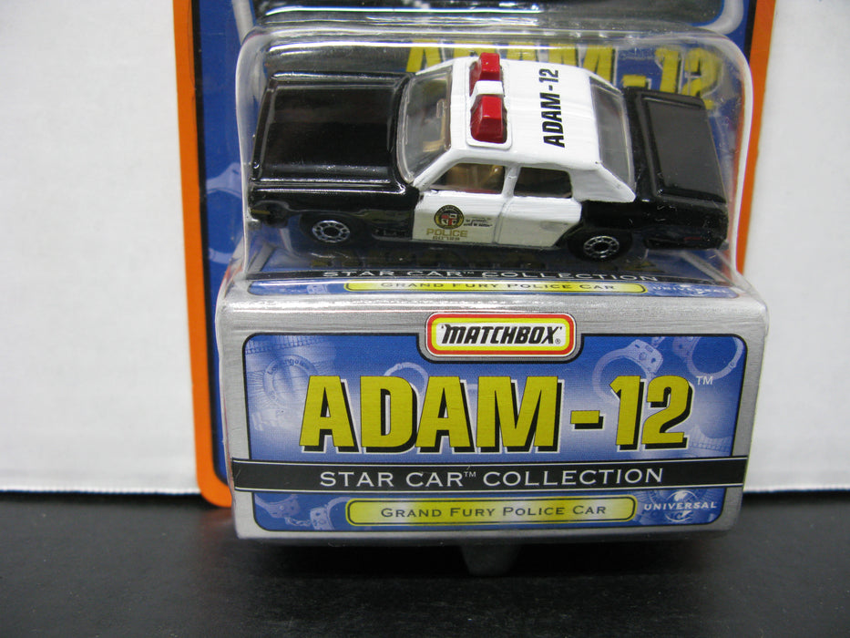 Matchbox Star Car Collection Adam-12