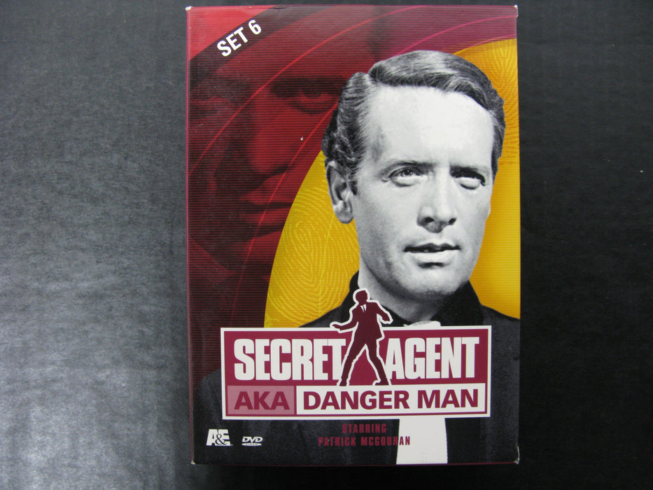 Secret Agent AKA Danger Man DVD Sets
