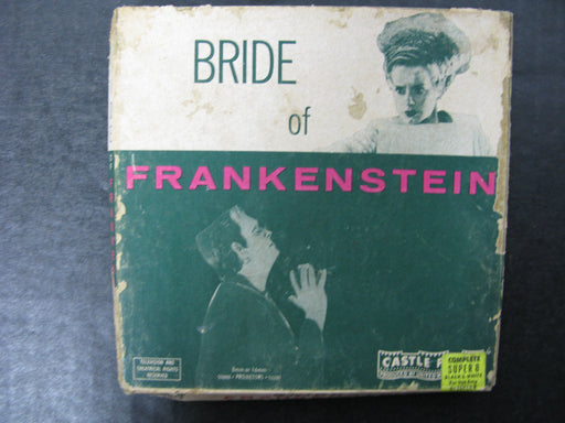 Bride of Frankenstein Castle Films