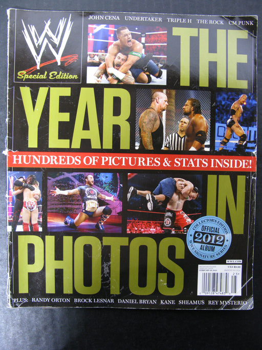 Bundle of Wrestling Magazines (23 count)