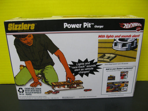 Hot Wheels Power Pit