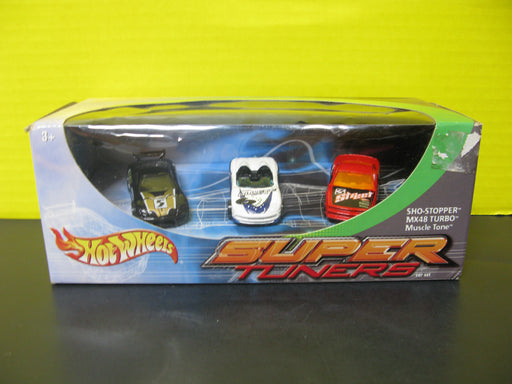 Hot Wheels Super Tuners Car Set