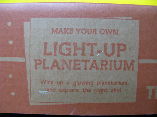 Tinker Crate Light-up Planetarium