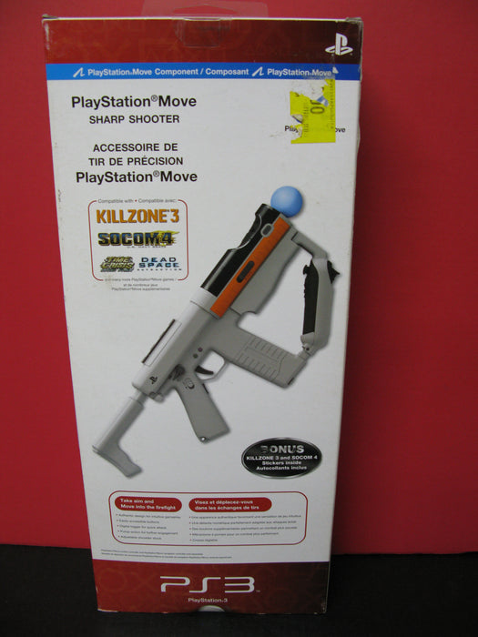Platstation 3 Move Sharp Shooter
