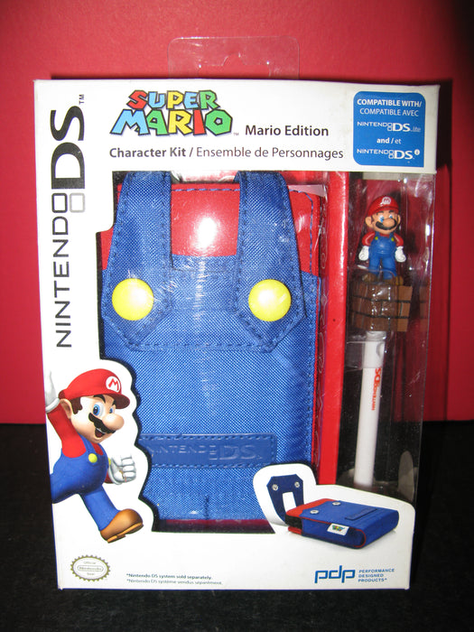 Super Mario Nintendo Ds Character Kit