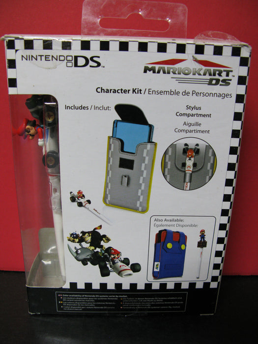 Nintendo Ds Mario Kart Ds Character Kit The Pop Culture Antique