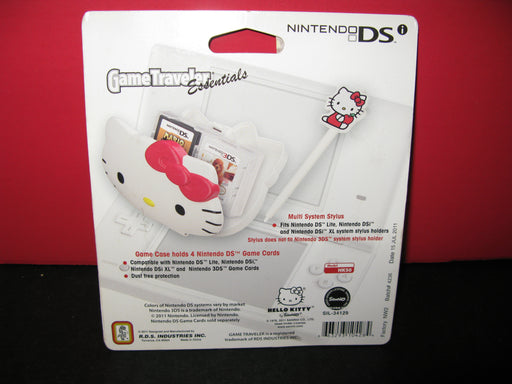 Hello Kitty Nintendo DSi Game Traveler Essentials