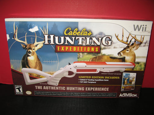 Cabela's Hunting Expedition Wii