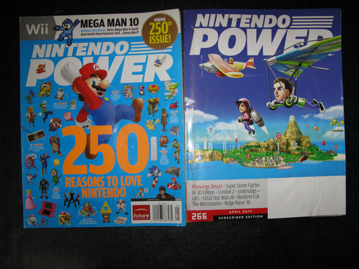 20 Nintendo Power Magazines