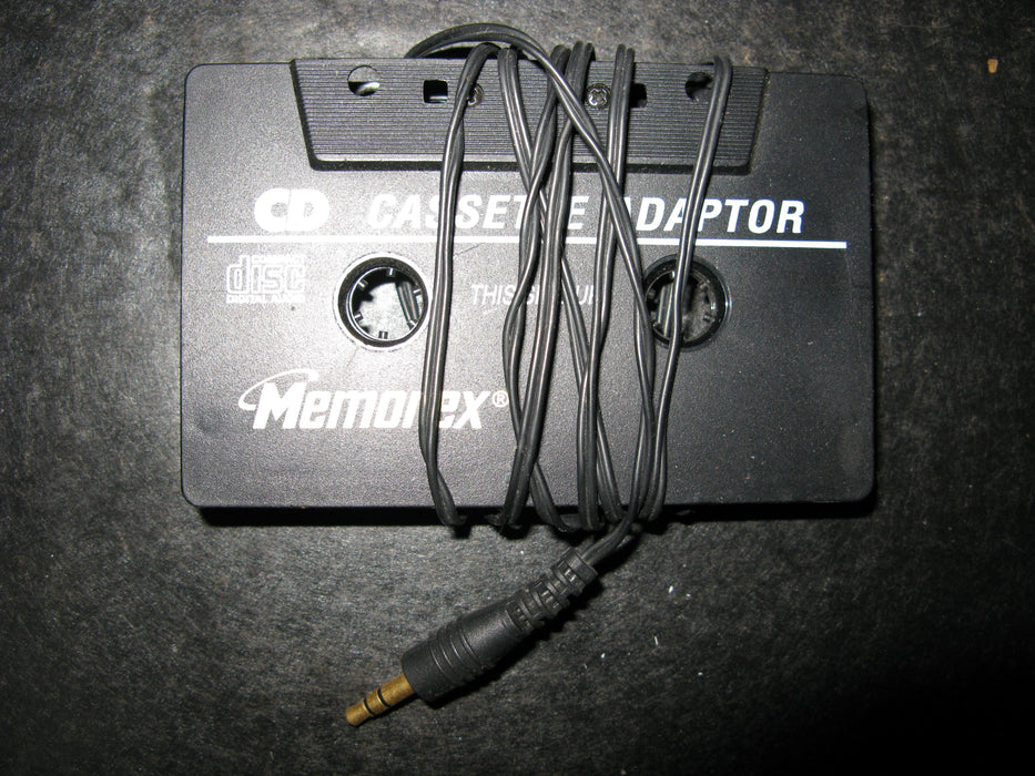 CD Cassette Adaptor Memorex