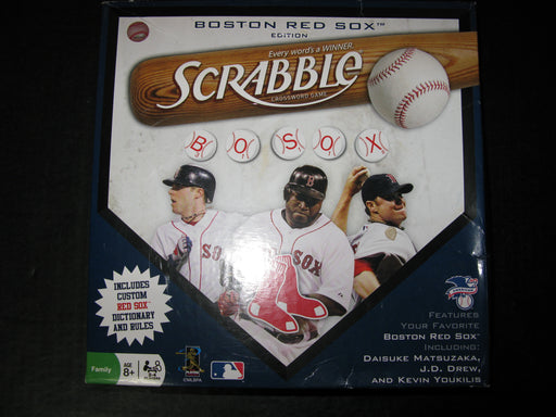 Scrabble Boston Red Sox Edition