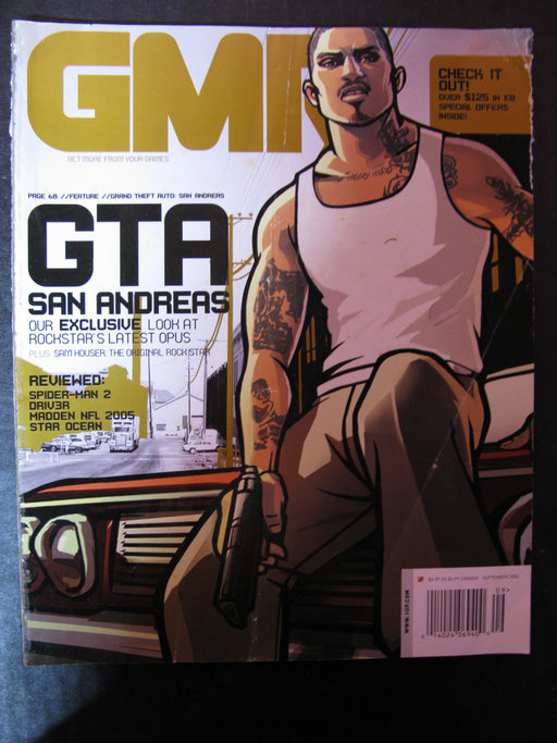 GMR Magazines and More