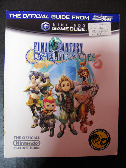 Final Fantasy: Crystal Chronicles Official Player's Guide