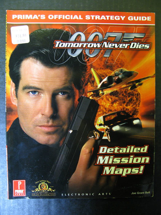 Tomorrow Never Dies Prima's Official Strategy Guide