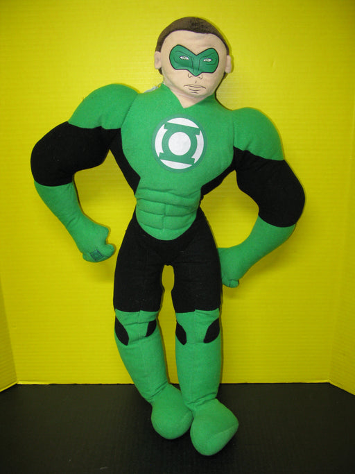 "DC Factory Green Lantern Plush 20""inches"