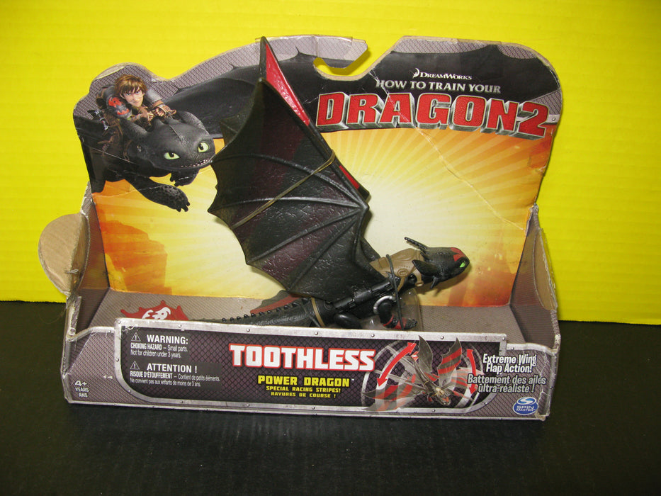 Dream Works How to Train Your Dragon Toothless