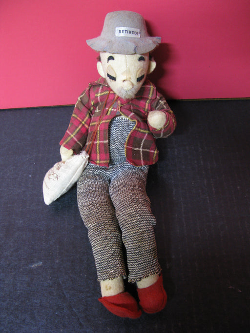Claire Burke Apple Jack and Peel 1984 Doll