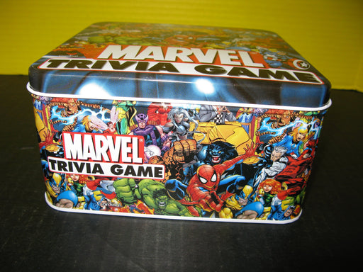 Marvel Trivia Game