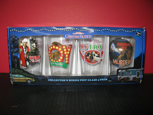Christmas Vacation Pint Glass 4-Pack