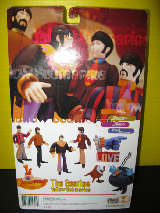 The Beatles Yellow Submarine- John withy Jeremy