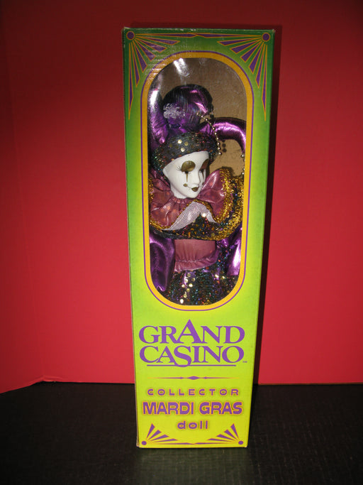 Grand Casino Collector Mardi Gras Doll 2005