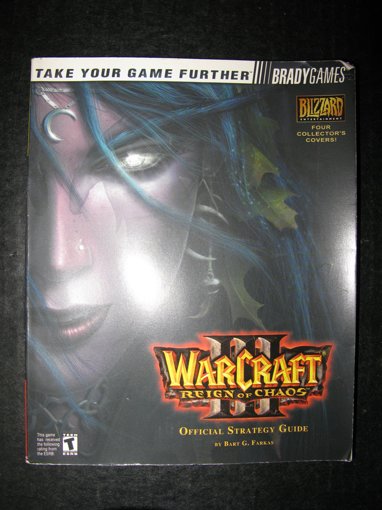 Warcraft III:Reign of Chaos Official Strategy Guide