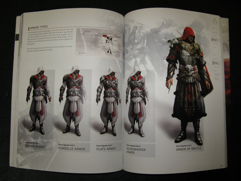 The Complete Official Guide Assassin's Creed BrotherHood