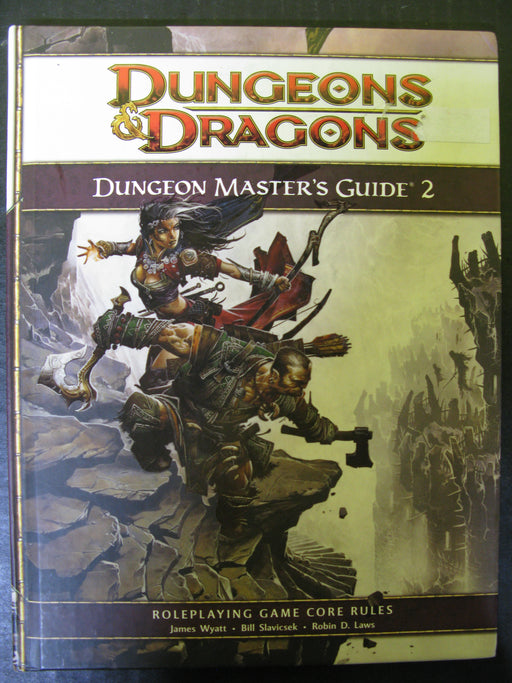 Dungeons & Dragons - Dungeon Master's Guide 2
