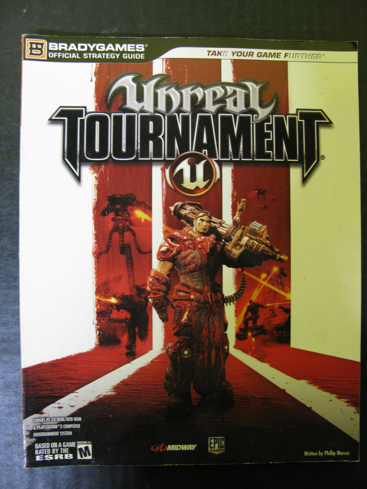 Brady Games Unreal Tournament III