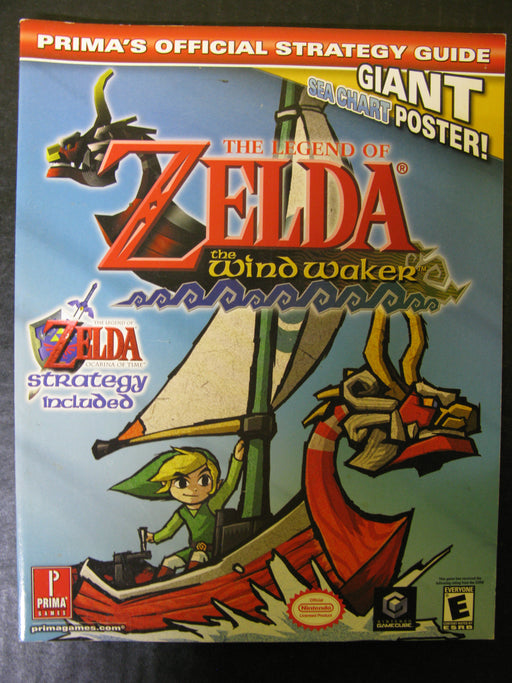 The Legend of Zelda: Wind Waker Prima's Official Strategy Guide