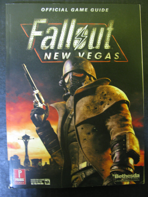 Fallout: New Vegas Official Game Guide
