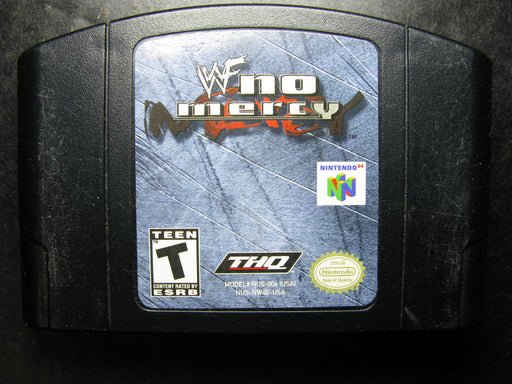 WF No Mercy - Nintendo 64
