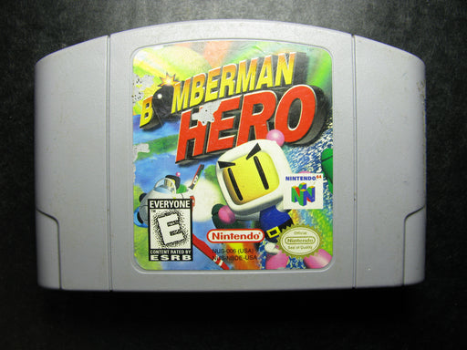 Bomberman Hero - Nintendo 64