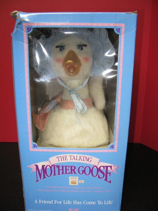 The Talking Mother Goose - Worlds of Wonder