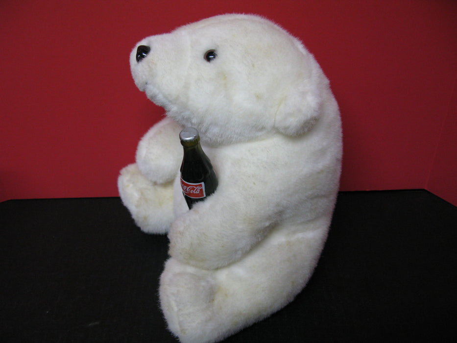 Coca Cola Polar Bear Plush
